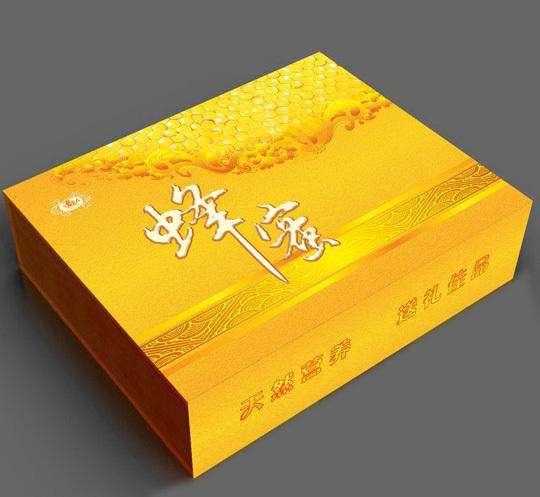 蜂蜜精品包装盒