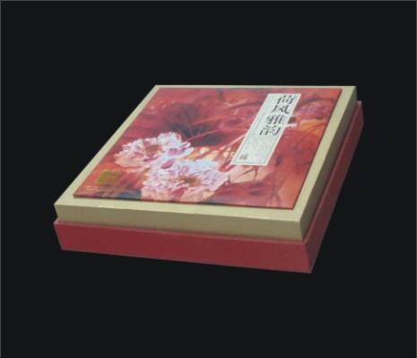 豆沙馅月饼包装盒