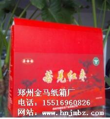 郑州纸箱加工厂家,红枣纸箱包装